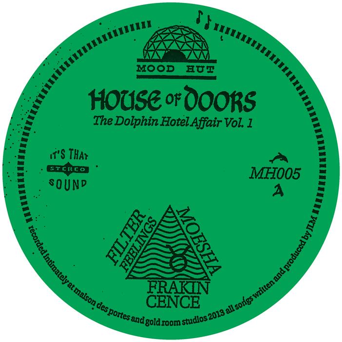 """House Of Doors/DOLPHIN HOTEL AFFAIR 12"""""""