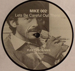 "Mike Simonetti/LET'S BE CAREFUL 12"""