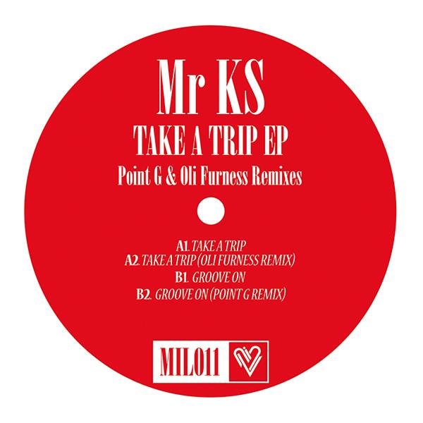 """Mr KS/TAKE A TRIP EP 12"""""""