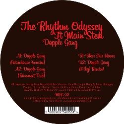 """Rhythm Odyssey/DOPPLE GANG 12"""""""