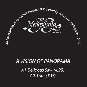 Vision Of Panorama/DELICIOUS SAW 12""