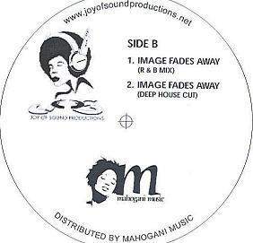 "Joy of Sound/IMAGE FADES AWAY 12"""