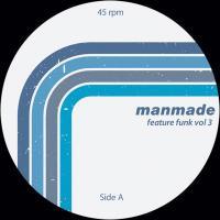 "Various/MANMADE FEATURE FUNK VOL 3 12"""