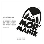 "Steve Digital/BREAK A TAKE 12"""