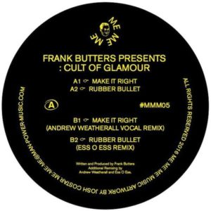 Cult Of Glamour/MAKE IT RIGHT 12""