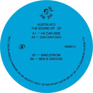 """Austin Ato/THE SOUND OF - EP 12"""""""
