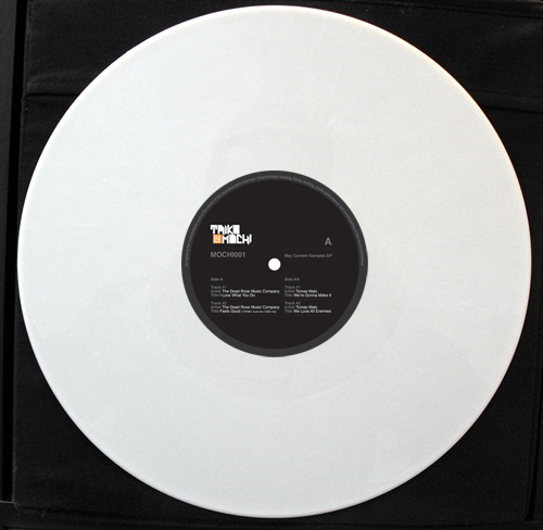 Dead Rose Music Company/MAY CONTAIN..12""