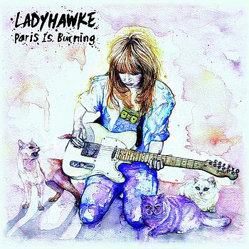 Ladyhawke/PARIS IS BURNING REMIX 7""