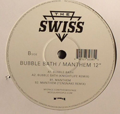 Swiss/BUBBLE BATH & MANTHEM REMIXES 12""