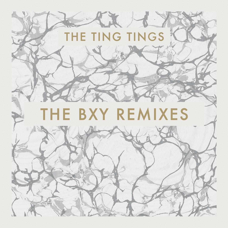 "Ting Tings/BXY REMIXES (LTD 250) 12"""