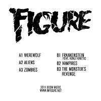 """Figure/MONSTERS OF DUBSTEP EP COLOR 12"""""""