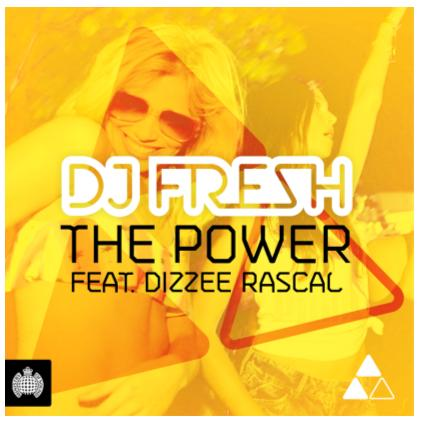 DJ Fresh & Dizzee Rascal/THE POWER 12""