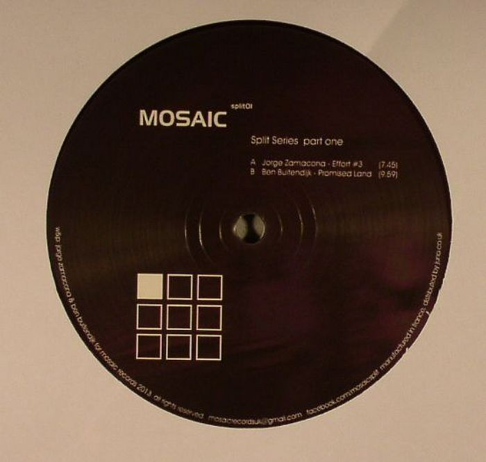 Various/MOSAIC: SPLIT SERIES PT 1 12""