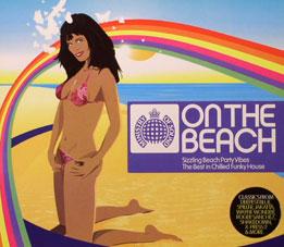 Various/ON THE BEACH  DCD