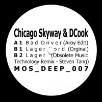 Chicago Skyway & Dcook/LAGER EP 12""