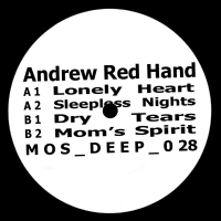 Andrew Red Hand/DEAR GODDESS 12""