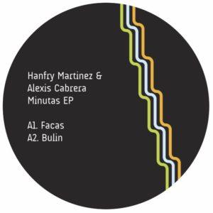 "H. Martinez & A. Cabrera/MINUTAS EP 12"""