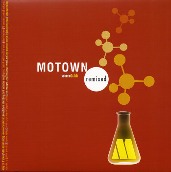 "Various/MOTOWN RMX'D VOL. 2-CLUB 12"""