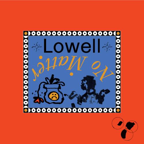 "Lowell/NO MATTER (RUF DUG REMIX) 12"""