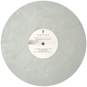 """Tapefeed/DAWN ON THE ECLIPSE 12"""""""