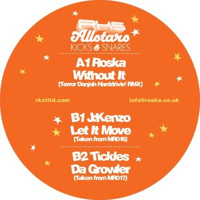 """Various/RKS ALLSTARS VOL. 2 12"""""""