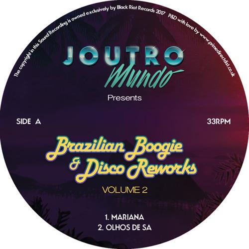 "Joutro Mundo/BRAZILIAN BOOGIE.. V2 12"""