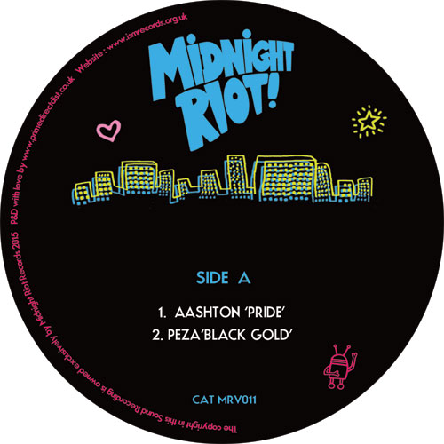 Various/MIDNIGHT RIOT VOL. 9 SAMPLER 12""
