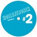 "Hollertronix/VOL. 2 DIPLO&LOW BUDGET 12"""