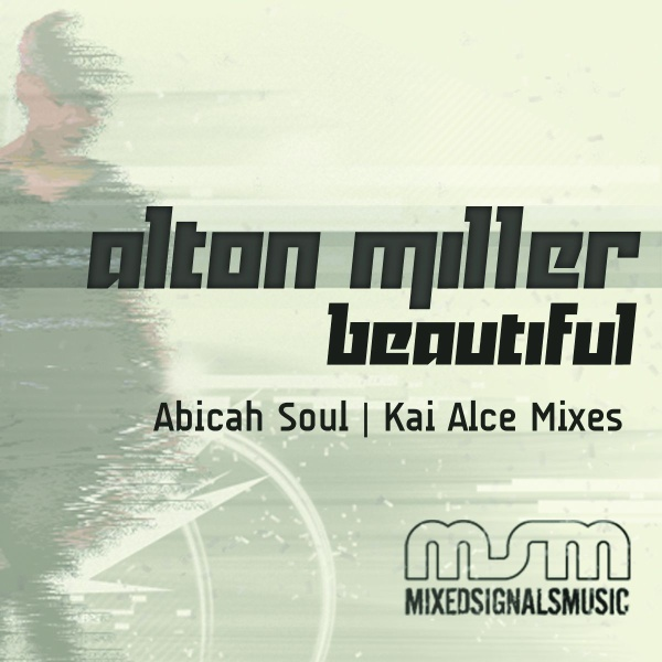 Alton Miller/BEAUTIFUL REMIXES 12""