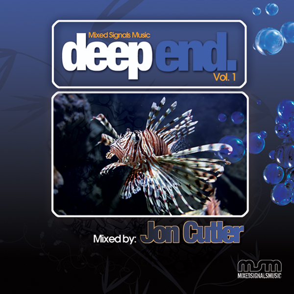 Jon Cutler/DEEP END VOL. 1 MIX CD