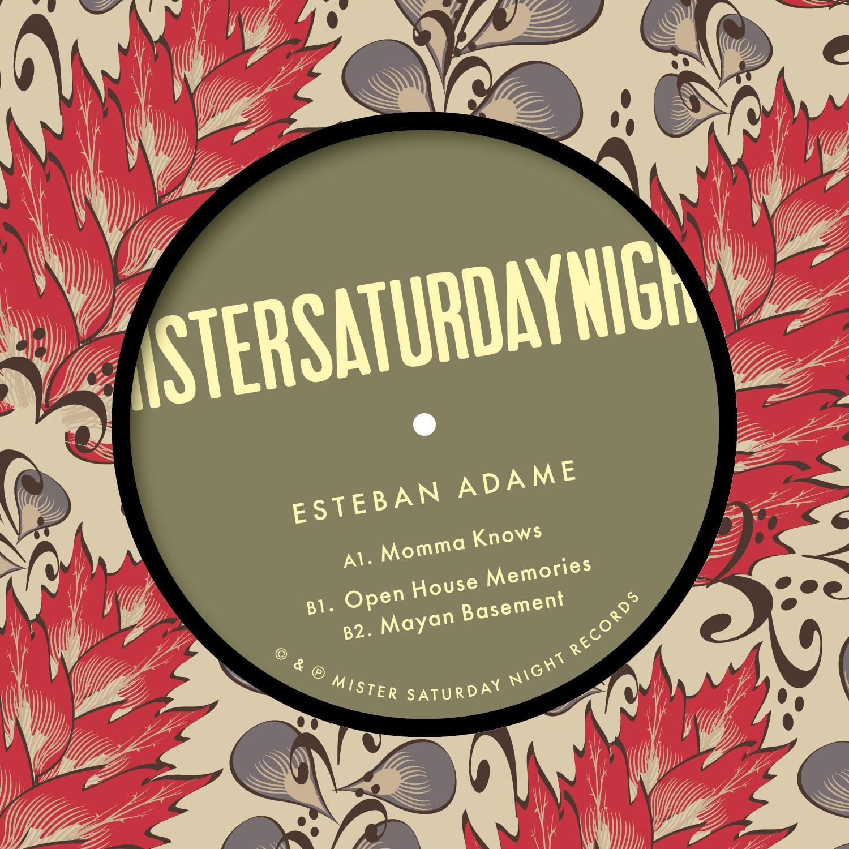 "Esteban Adame/MAYAN BASEMENT EP 12"""