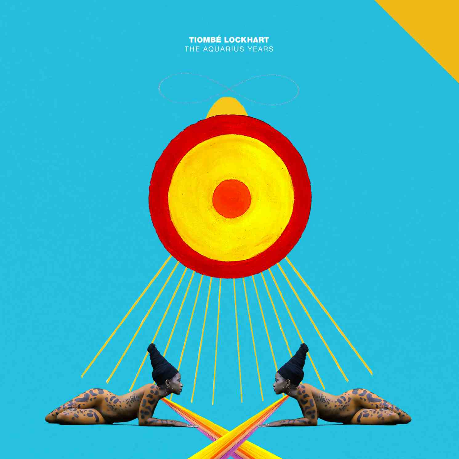 Tiombe Lockhart/THE AQUARIUS YEARS LP
