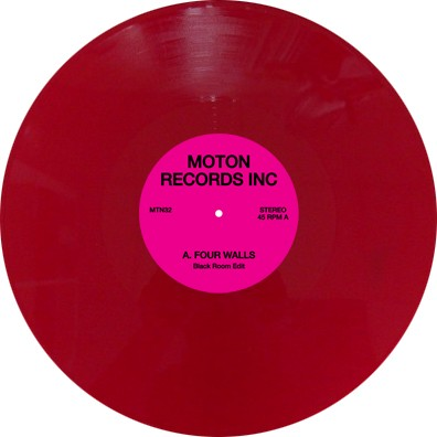 Moton/WE HEART AND FOUR WALLS 12""