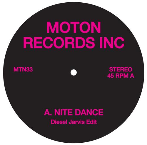 "Moton/NITE DANCE 12"""