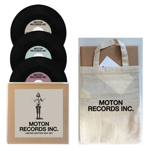 "Moton/MOTON RECORDS 7"" BOXSET"