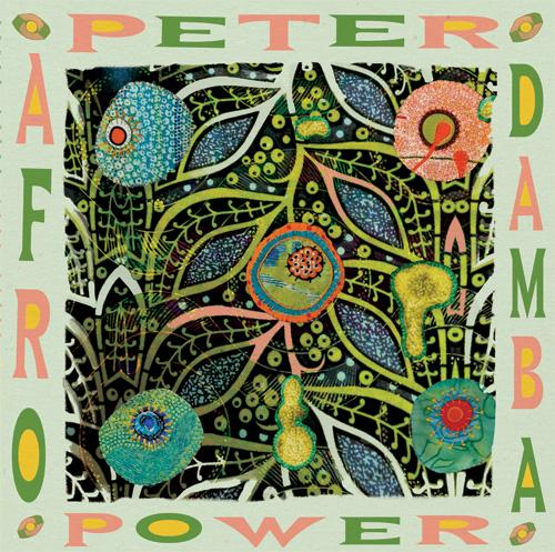 """Peter Power/AFRO DAMBA EP 12"""""""