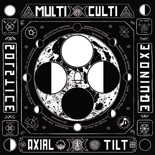 "Various/AXIAL TILT: SOLSTICE 1 EP 12"""