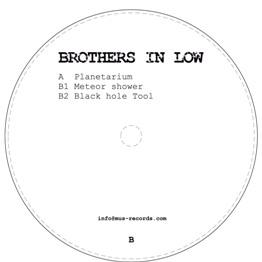 "Brothers In Low/PLANETARIUM 12"""