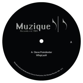 """Steve Poindexter/WHIPLASH 12"""""""