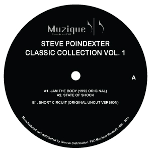 Steve Poindexter/CLASSIC COLL VOL.1  12""