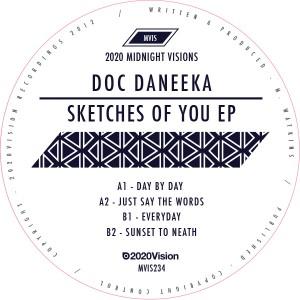"Doc Daneeka/SKETCHES OF YOU 12"""