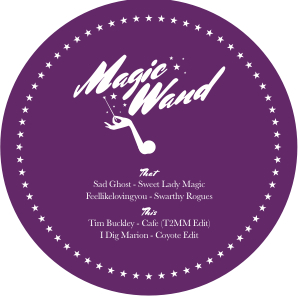 "Various/MAGIC WAND VOL. 4 12"""