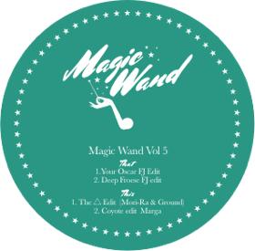 "Various/MAGIC WAND VOL. 5 12"""