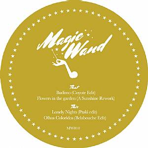 "Various/MAGIC WAND VOL. 10 12"""