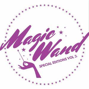 """Rune Lindbaek/MAGIC WAND SP ED VOL 3 12"""""""