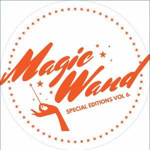 """Hippi & The Grafics/MAGIC WAND SE V6 12"""""""