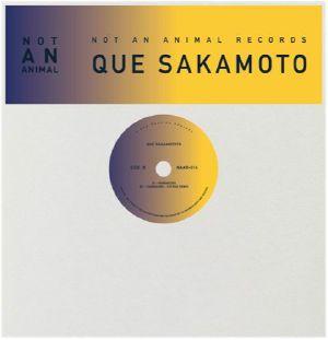 """Que Sakamoto/UCHUU HIKOSHI 12"""""""