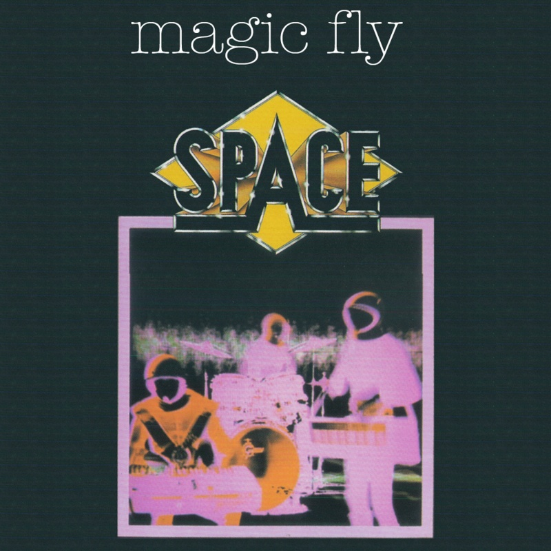 Space/MAGIC FLY CD