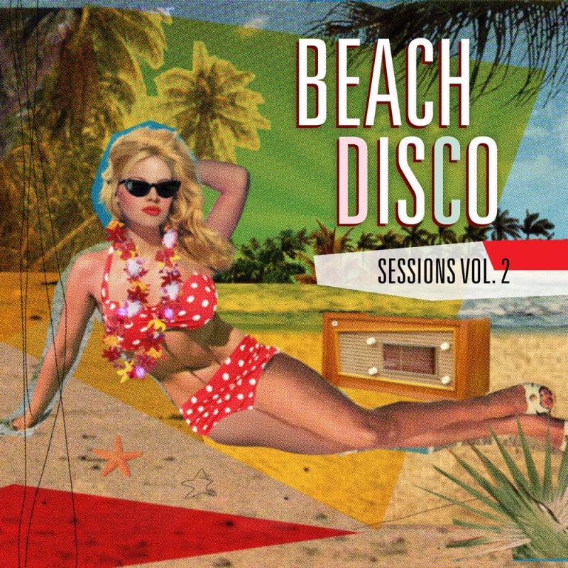 Various/BEACH DISCO SESSIONS VOL 2 CD