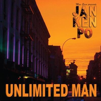 Max Essa (Jan Ken Po)/UNLIMITED MAN  LP